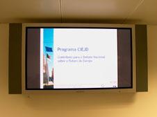 CIEJD apresenta o seu programa de acção