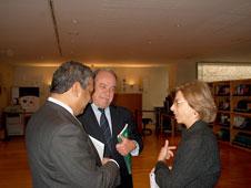 Nelson de Sousa, Nuno Vitorino e Margarida Cardoso
