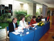 Amado da Silva, Maria João Rodrigues, Luísa Meireles, Carlos Zorrinho, Margarida Marques