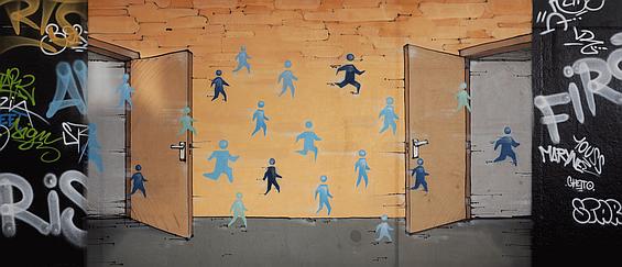 Migração e asilo - prioridade juncker