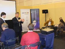 O CIEJD na Futurália: apresentação Projeto GREAT
