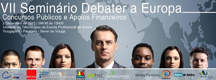 Seminário Concursos Públicos e Apoios Financeiros