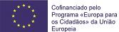 Europa para os cidadãos - cofinanciamento