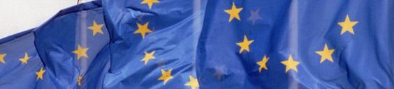 Dia da Europa - Bandeiras