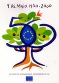 Cartaz Dia da Europa 2000