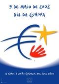 Cartaz Dia da Europa 2002