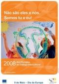 Cartaz Dia da Eruopa 2008
