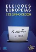 Cartaz Dia da Europa 2009