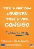 Cartaz Dia da Europa 2013