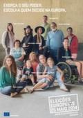 Cartaz Dia da Europa 2014