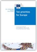 Dez prioridades para a Europa